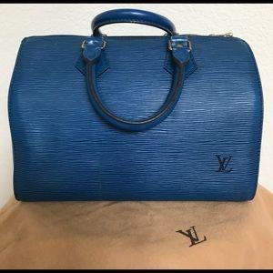 556d1583916 Women s Louis Vuitton Epi Tote Bag on Poshmark